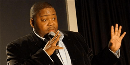 James Ervin Berry at Comedy at the Courtyards