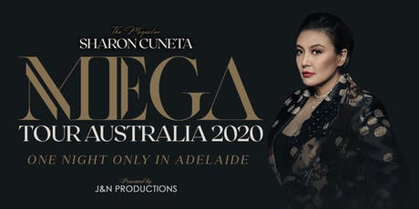 SHARON CUNETA Mega Tour Australia 2020 tickets