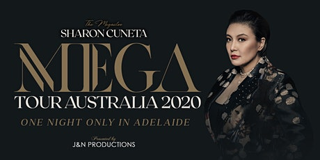 POSTPONED - SHARON CUNETA Mega Tour Australia 2020 tickets