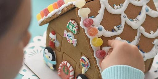 Children's Gingerbread House Workshop