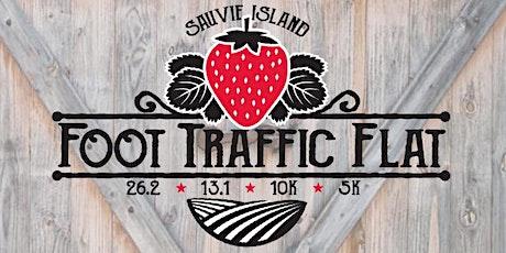 Foot Traffic Flat 2020 tickets