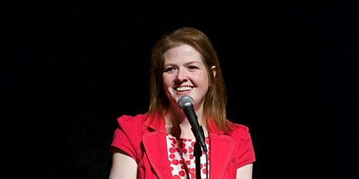 Wendy Maybury at Comedy at the Courtyards