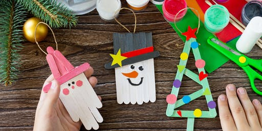 Christmas Craft (5 to 8 years) at Carlingford Library