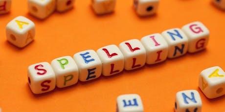 Learn How Words Work: Spelling Development, Assessment & Intervention tickets