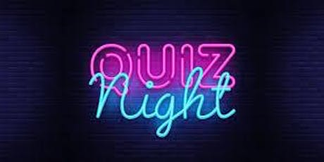 Wellington Hairdressing Collective Quiz Night tickets