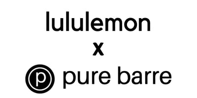 lululemon x Pure Barre
