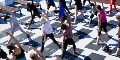Free Yoga at Andrew (Boy) Charlton Pool