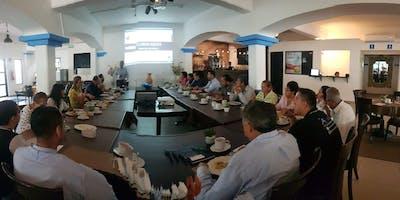 Reunion de Negocios para Empresarios y Empresarias en Cancun