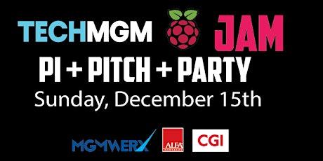 Raspberry JAM Pi+Pitch+Party tickets