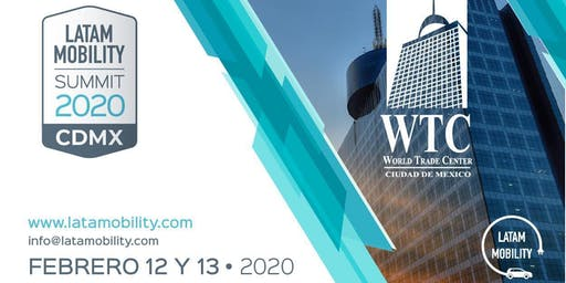 Latam Mobility Summit 2020