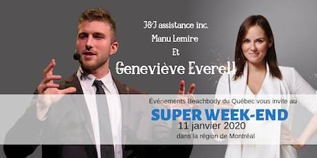 Super Samedi Beachbody 11 janvier 2020 billets