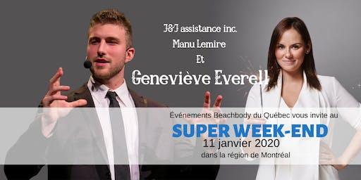 Super Samedi Beachbody 11 janvier 2020