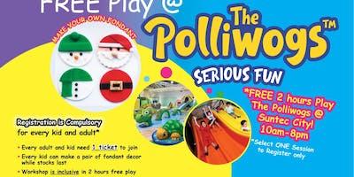 Sold out - Read description - 2 hours fun @ Polliwogs (Suntec)
