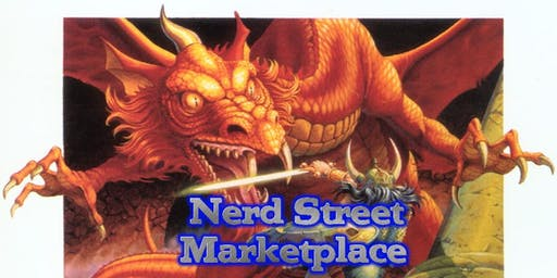 Nerd Street Marketplace