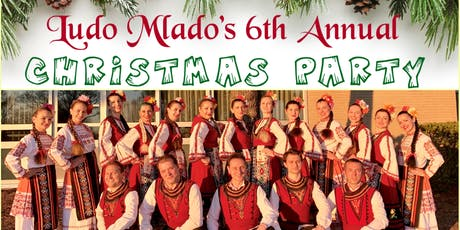 Ludo Mlado's 6th Annual Christmas Party tickets