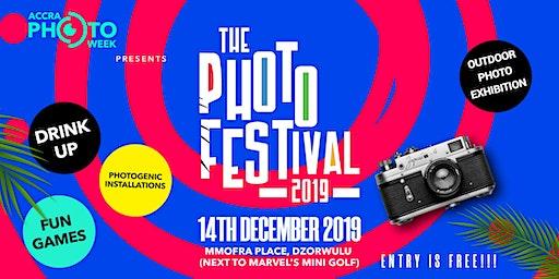 THE PHOTO FESTIVAL - ACCRA