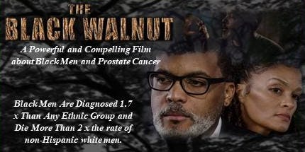 """THE BLACK WALNUT"" Red Carpet Fundraising Event 12-07-2019 6:00 p.m."