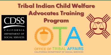 Tribal ICWA Advocates Training Program