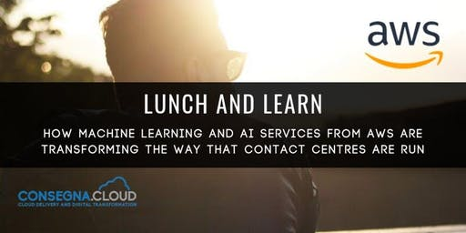 AWS Connect Lunch and Learn