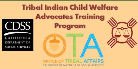 Tribal ICWA Advocates Training Program tickets