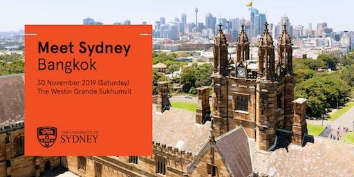 Meet Sydney in Bangkok