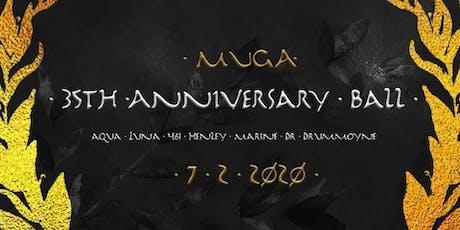 MUGA's 35th Anniversary Ball tickets