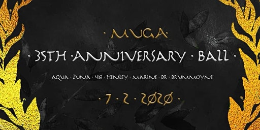 MUGA's 35th Anniversary Ball