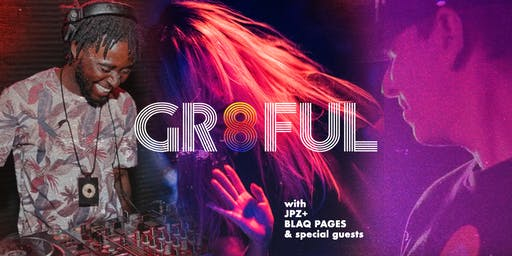 GR8FUL :: holiday dance party, limited tix FREE w/ RSVP