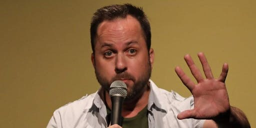 Jamie Blanchard at Comedy at the Courtyards