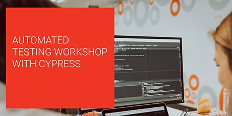 Testing Automation Workshop with Cypress tickets