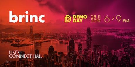 Brinc Hong Kong Fall 2019 Demo Day tickets