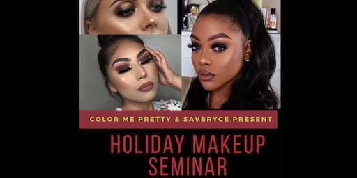 Holiday Makeup Seminar