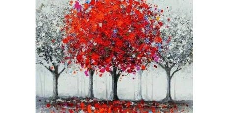 'Almost Winter' Paint Night tickets