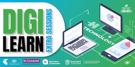 Digi Learn - Windows 10 Basics - Maryborough Library tickets