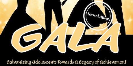 11th Annual Black Wharton G.A.L.A. tickets