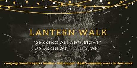 Lantern Walk tickets