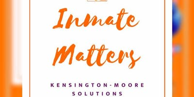 Launch Party: KMS, Inmate Matters