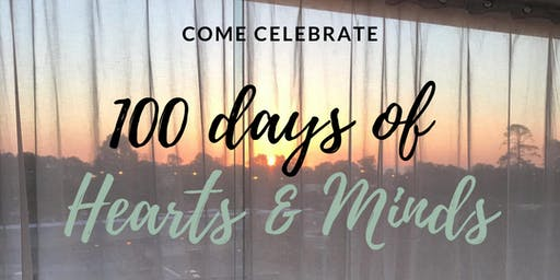 100 Days of Hearts & Minds
