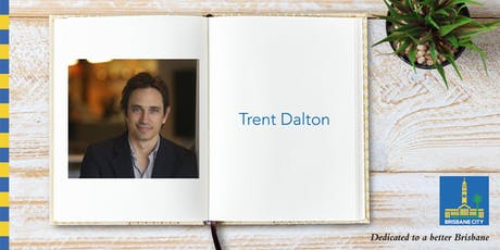 Brunch with Trent Dalton - Bracken Ridge Library official opening tickets