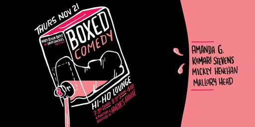 Boxed Comedy | November