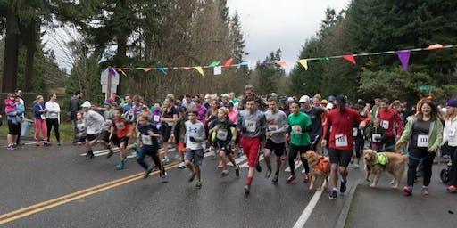 English Hill Annual Turkey Trot(EATT) Benefits Seattle Children's Hospital