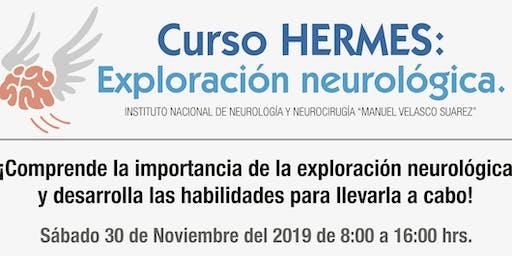 Curso HERMES: Exploración Neurológica.