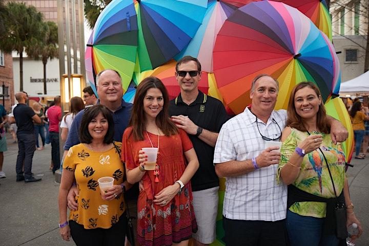 Orlando Wine Festival at Icon Park image