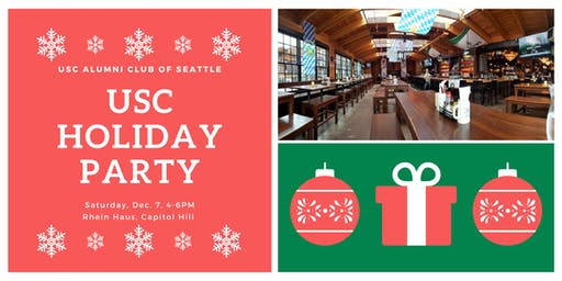 USC Seattle Holiday Party
