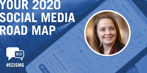 YOUR 2020 SOCIAL MEDIA ROAD MAP