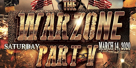 Loyalty Dance Team ENT Presents: WAR ZONE PT V - TIX AVAILABLE AT THE DOOR tickets