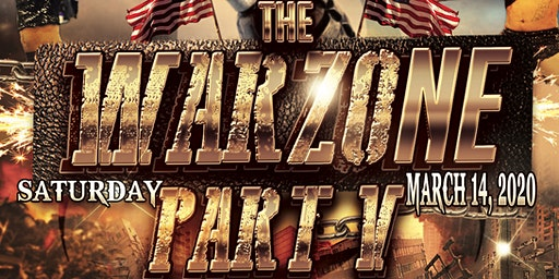 Loyalty Dance Team ENT Presents: WAR ZONE PT V - TIX AVAILABLE AT THE DOOR