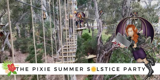The Pixie Summer Solstice Picnic!