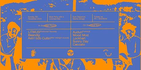 BOAT PARTY(GC) w/ Litmus (Sukhumvit Records) tickets