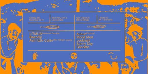 BOAT PARTY(GC) w/ Litmus (Sukhumvit Records)